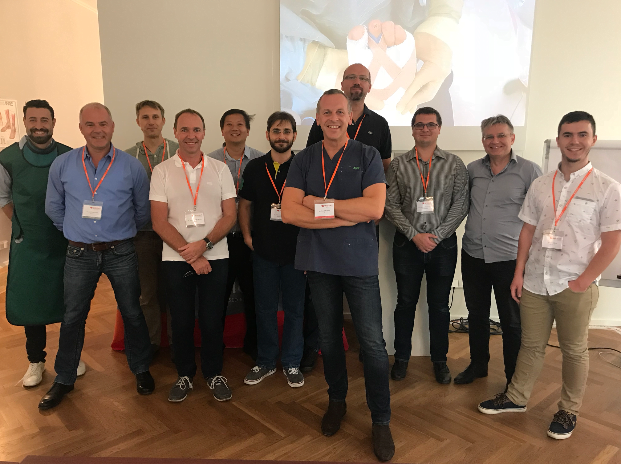 Minimally Invasive Bunion Surgery Training in Germany
