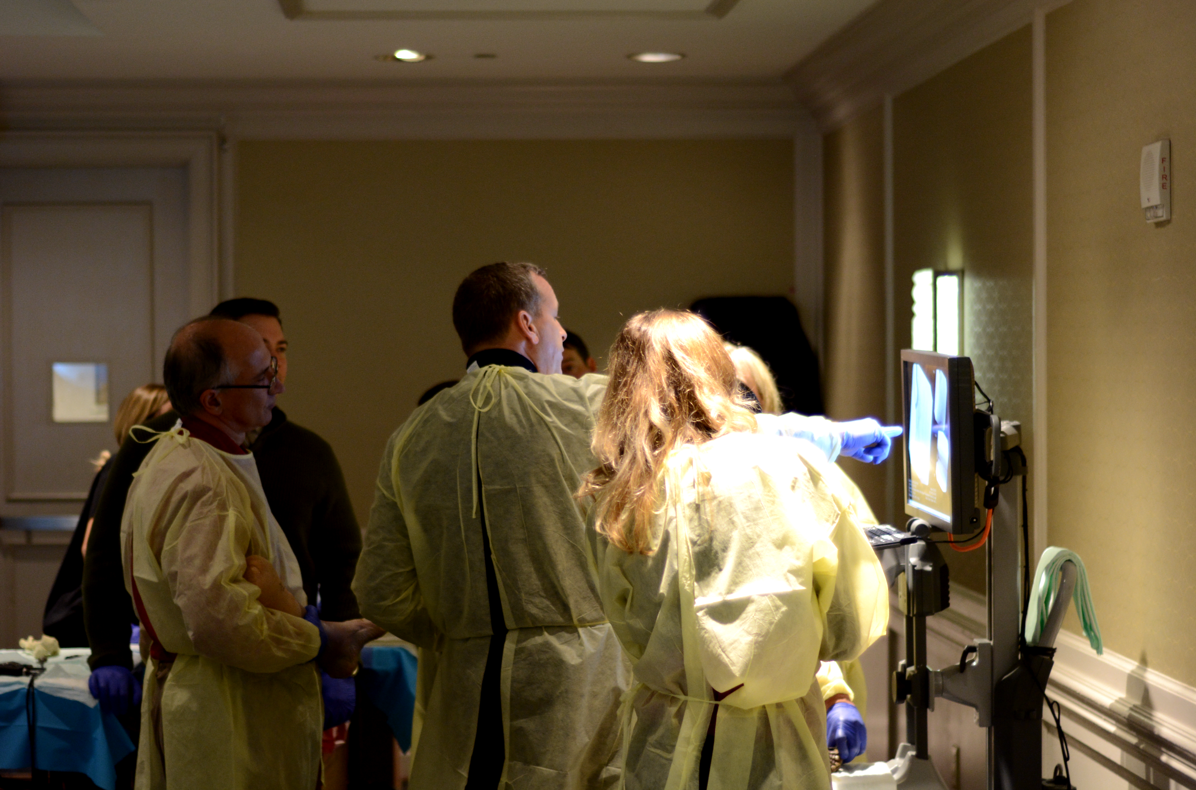 David Redfern Training Bunion Surgery Techniques